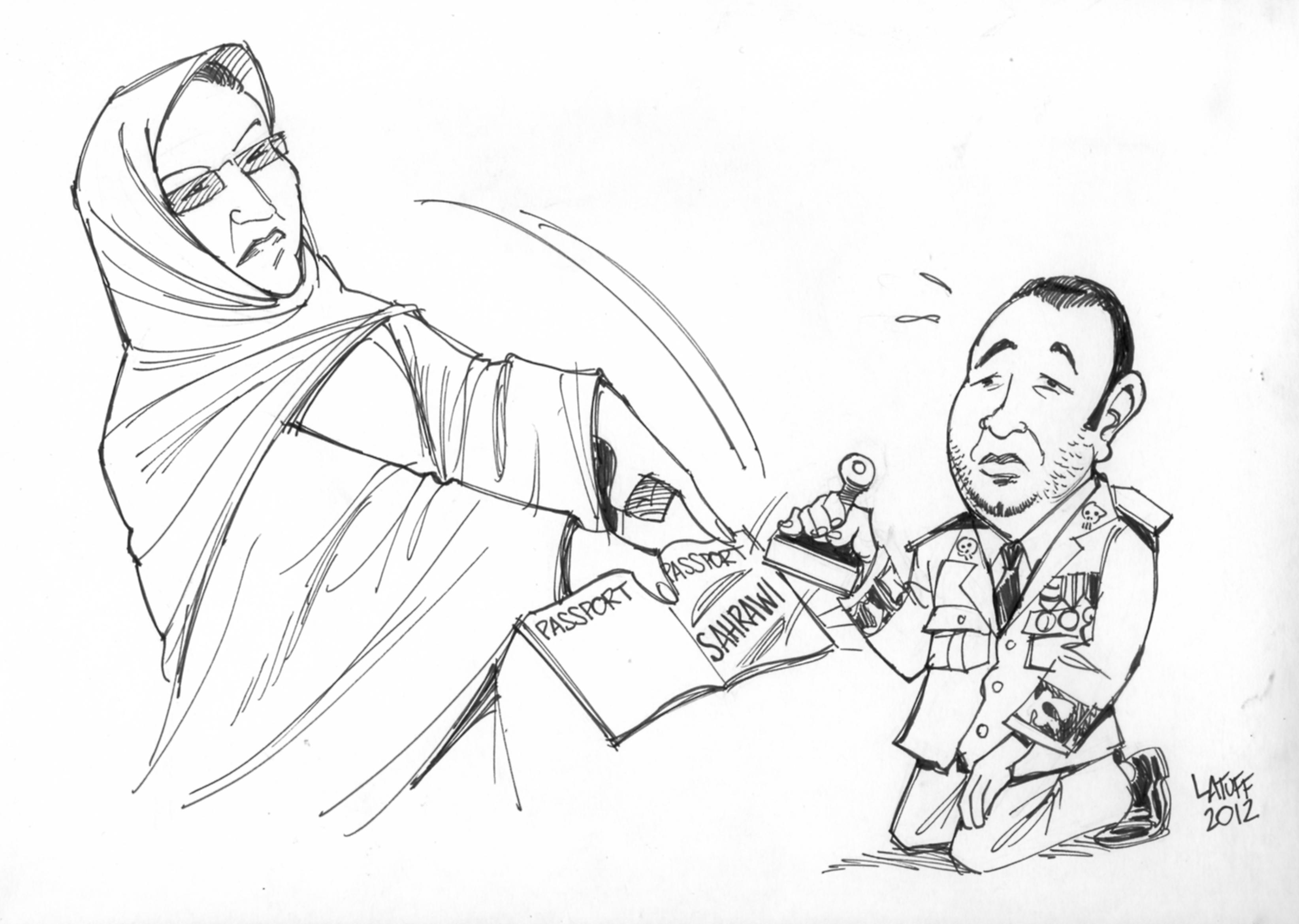 Morocco | Latuff Cartoons