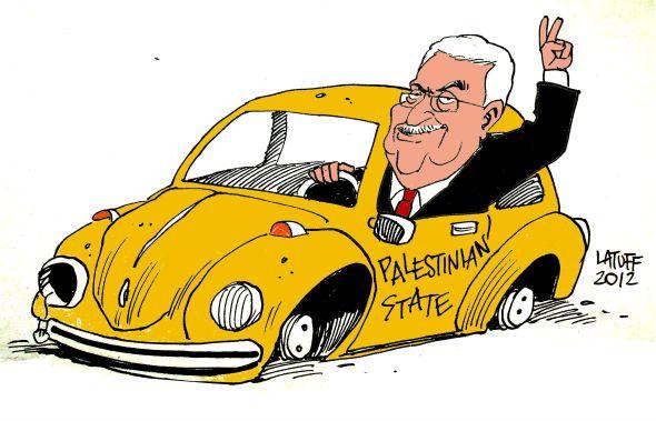 Abbas Palestinian State