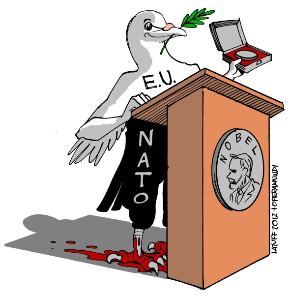 European Union Nobel Peace Prize 2012