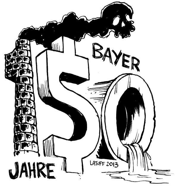 Bayer 150 Jahre