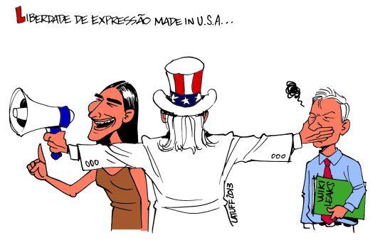 Yoani Assange USA