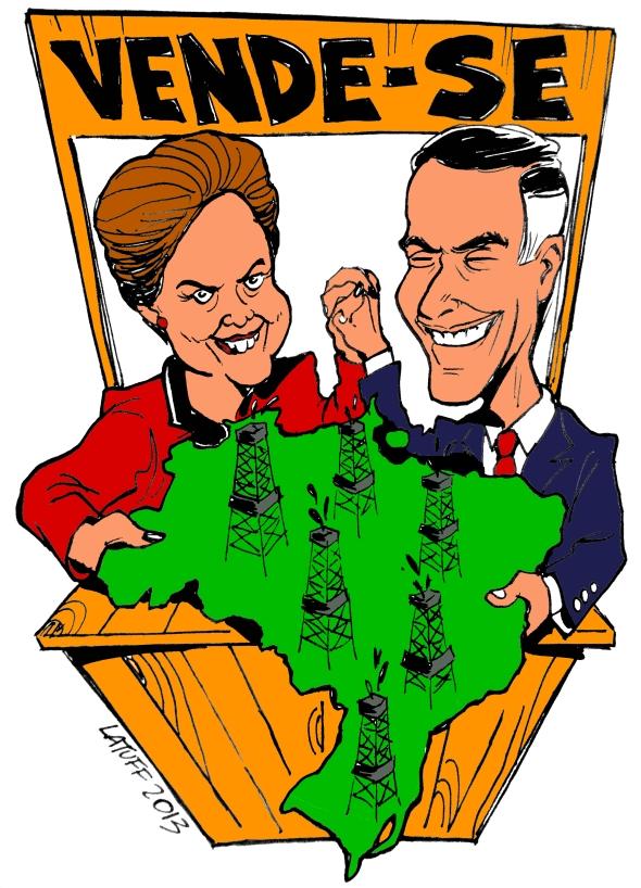 Dilma Eike petroleo