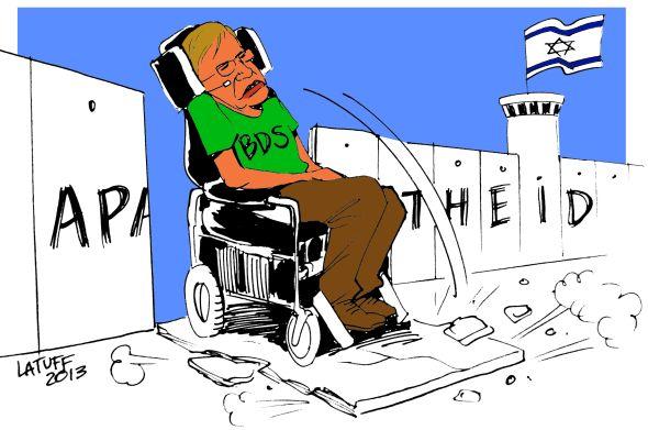 Stephen Hawking Boycotts Israel Academic Conference