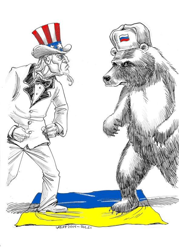 US Russia Ukraine