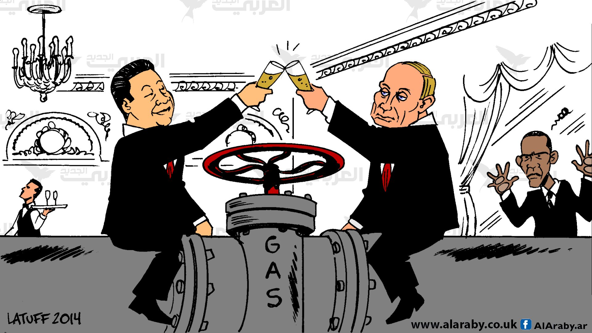 Image result for CHINA RUSSIA CARTOON