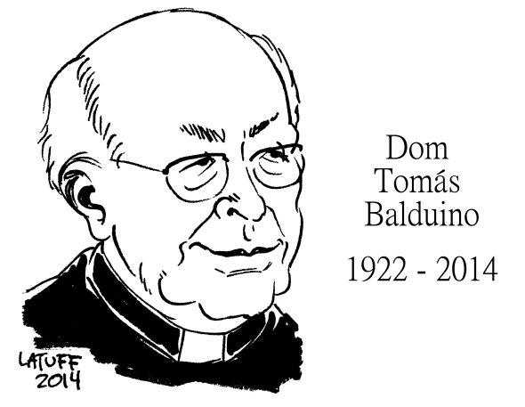 Dom Tomas Balduino fundador do CIMI