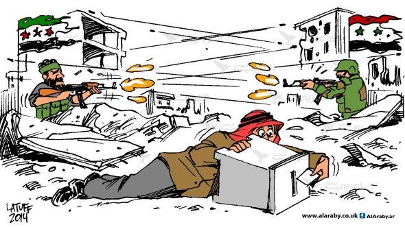 Syrian elections Al Araby
