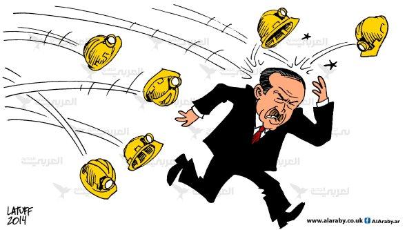 Turkey mine disaster creates widespread anger at Erdogan Al Araby
