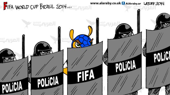 FIFA World Cup Brasil 2014 2 Al Araby