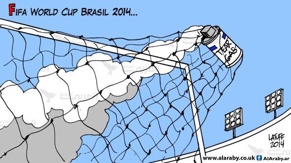 FIFA World Cup Brasil 2014 Al Araby