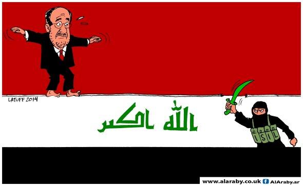Nouri al-Maliki ISIL Iraq Al Araby