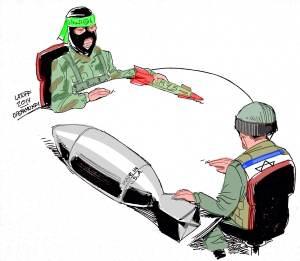 Hamas e Israel negociam no Cairo