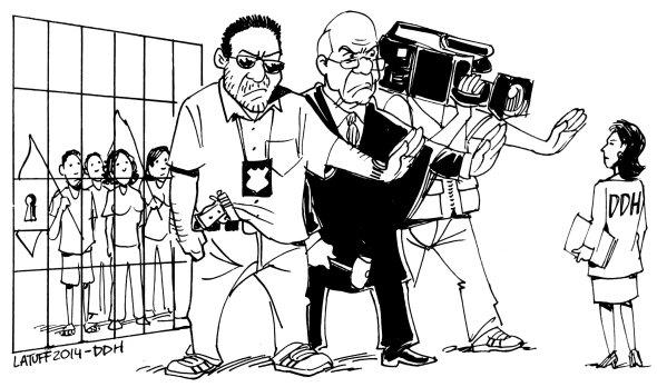 Obstaculos a defesa de direitos humanos no Brasil Instituto de Defensores de Direitos Humanos