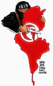 ISIS ataca na Tunisia Middle East Monitor