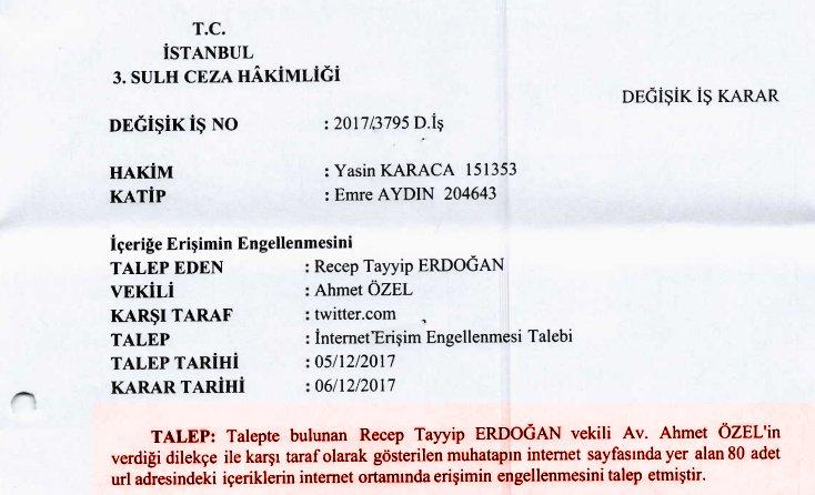 Erdogan lawyers pressuring Twitter to remove cartoons 1
