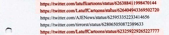 Erdogan lawyers pressuring Twitter to remove cartoons 3