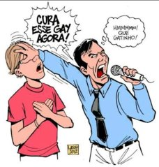 charge Latuff cura gay
