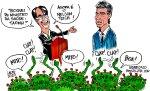 Bolsonaro demite Mandetta e indica Nelson Teich para o Ministerio da Saude coronavirus Latuff Brasil247